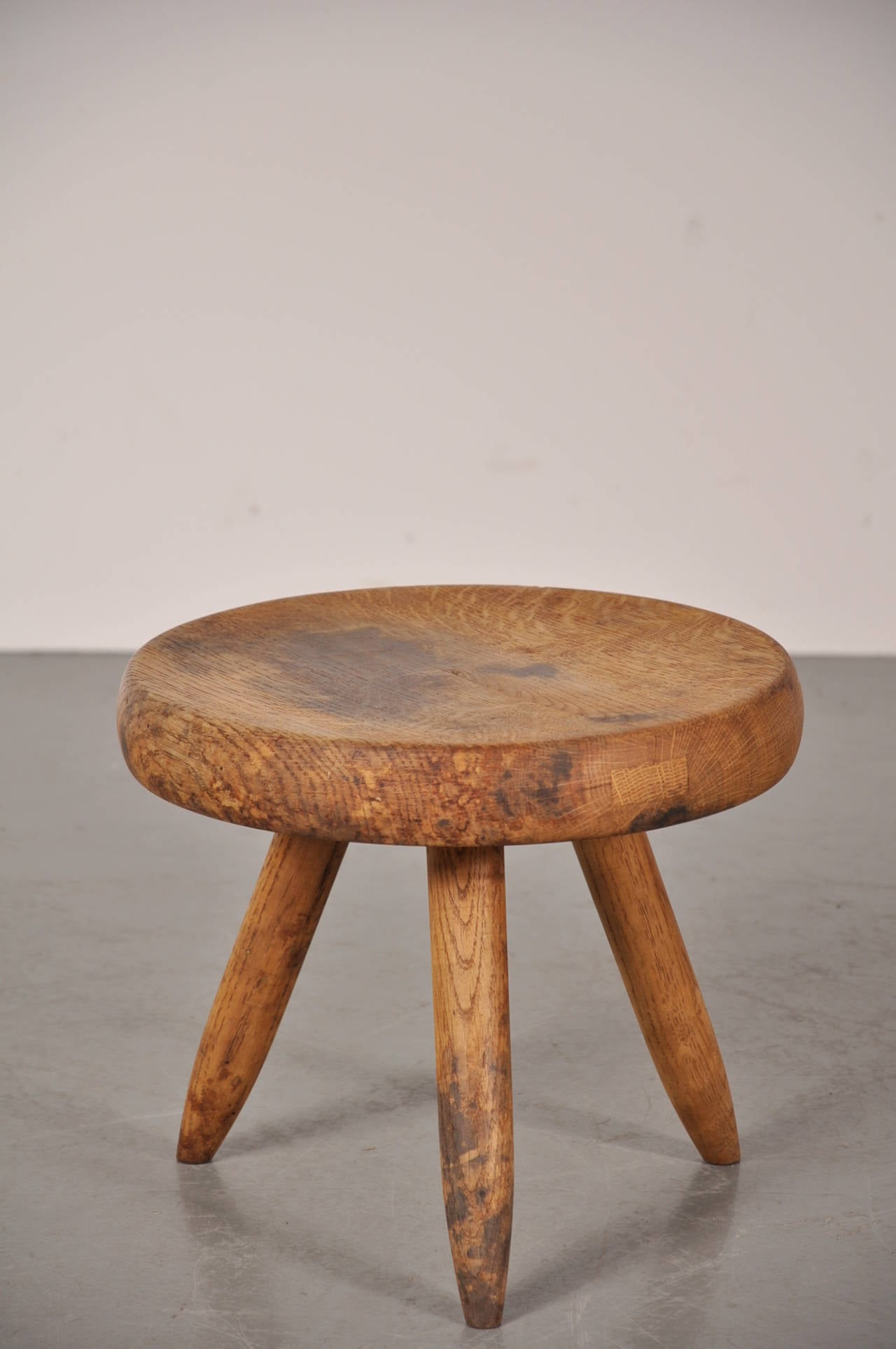 Stool By Charlotte Perriand Circa 1950 For Sale At 1stdibs
