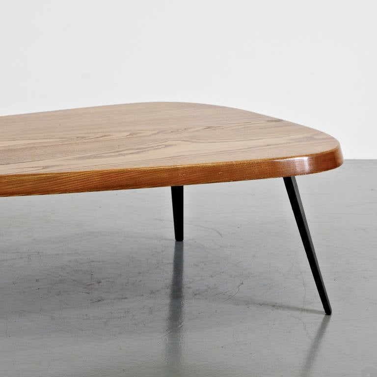 Charlotte perriand and jean prouv free form coffee table circa 1950 for sal - Jean prouve coffee table ...