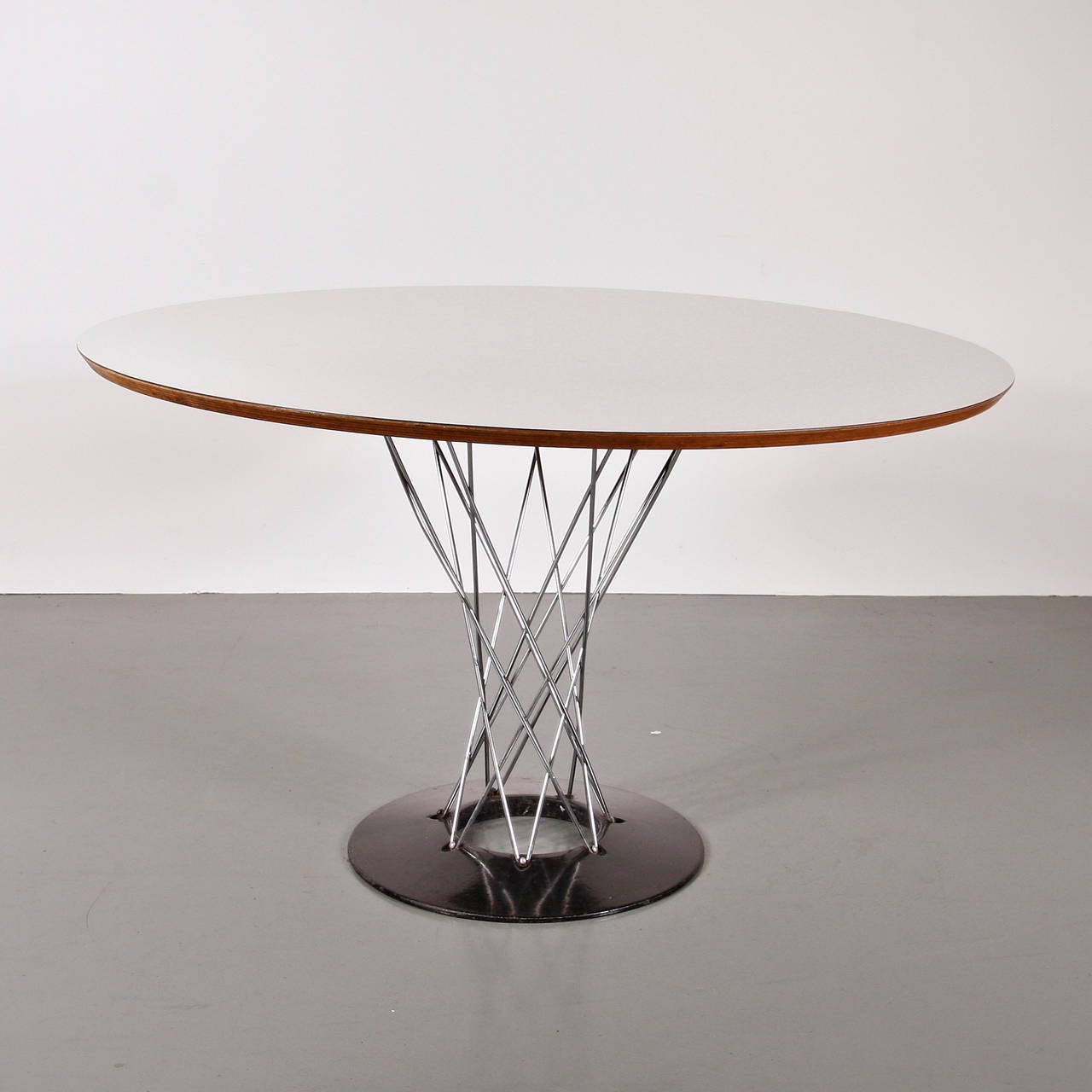 Isamu Noguchi Early Cyclone Table For Sale At 1stdibs