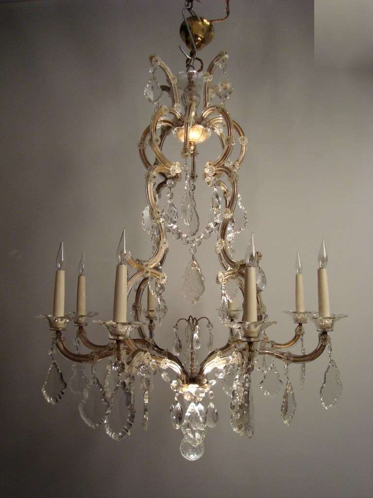 A Marie Ther 232 Se Style Chandelier For Sale At 1stdibs
