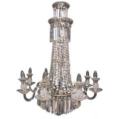 Important English Regency Chandelier