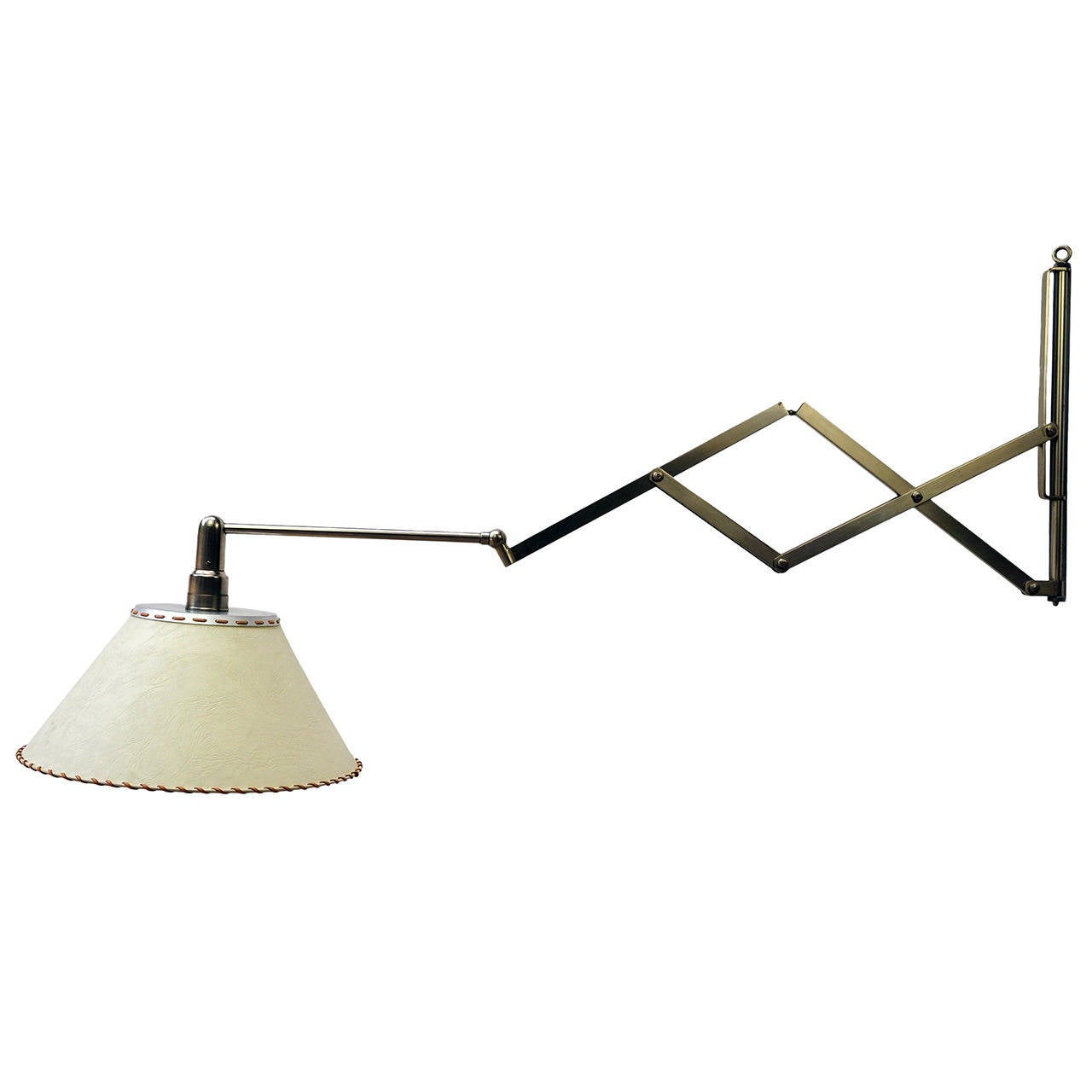 BAG TURGI for Wohnberdarf Retractable Lamp at 1stdibs