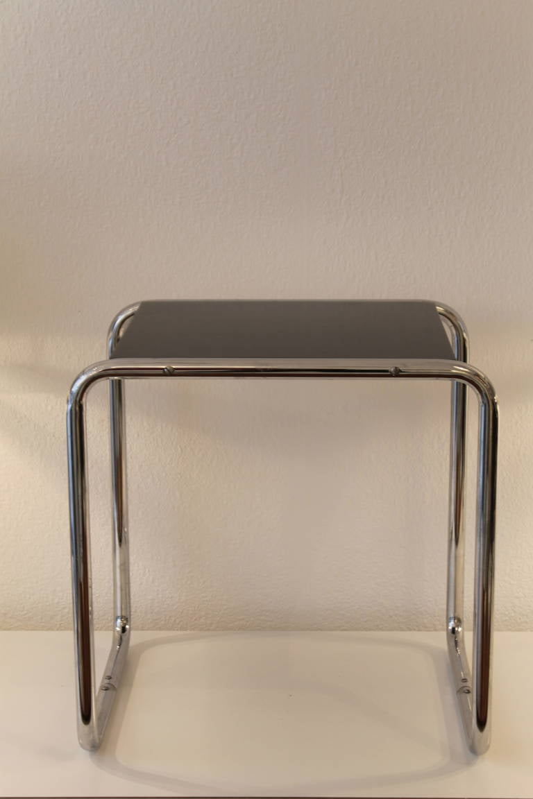 Bauhaus breuer laccio tubular occasional table for sale at 1stdibs bauhaus breuer laccio tubular occasional table 2 geotapseo Images