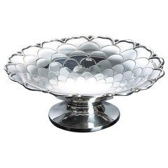 Mappin & Webb Sterling Silver Bowl