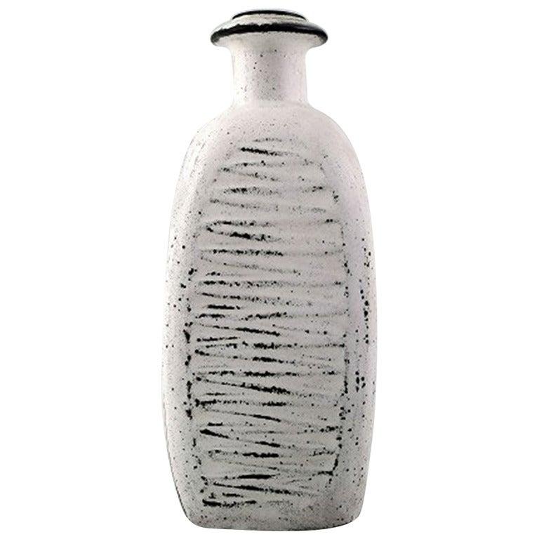 k hler hak glazed stoneware vase 1930s for sale at 1stdibs. Black Bedroom Furniture Sets. Home Design Ideas