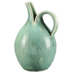 Eva Staehr Nielsen for Saxbo Pitcher in Stoneware