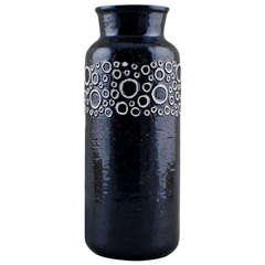 Gustavsberg, Britt-Louise Sundell Ceramic Vase in Perfect Condition