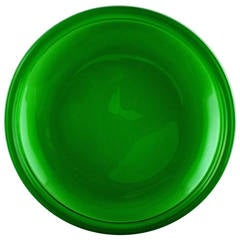 Ten Dishes in Green Glass, Josef Frank