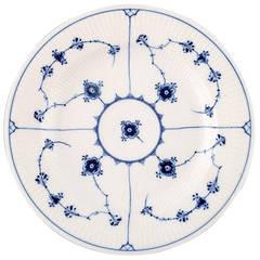 Blue Fluted Plain Royal Copenhagen Porcelain Dinnerware