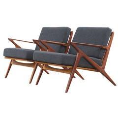 Poul Jensen Z Chairs