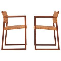 Borge Mogensen BM62 Chairs