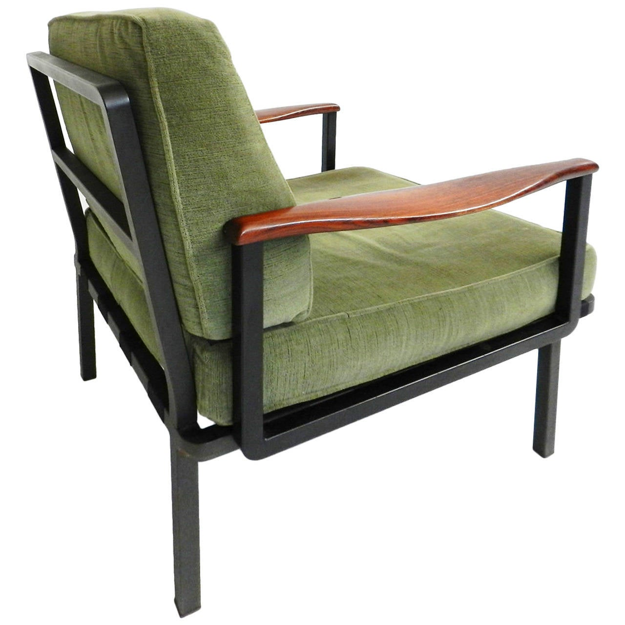 Osvaldo Borsani, Tecno Armchair Mod. P24 For Sale
