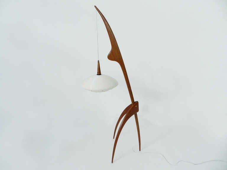 this two floor lamps mod praying mantis is no longer available. Black Bedroom Furniture Sets. Home Design Ideas
