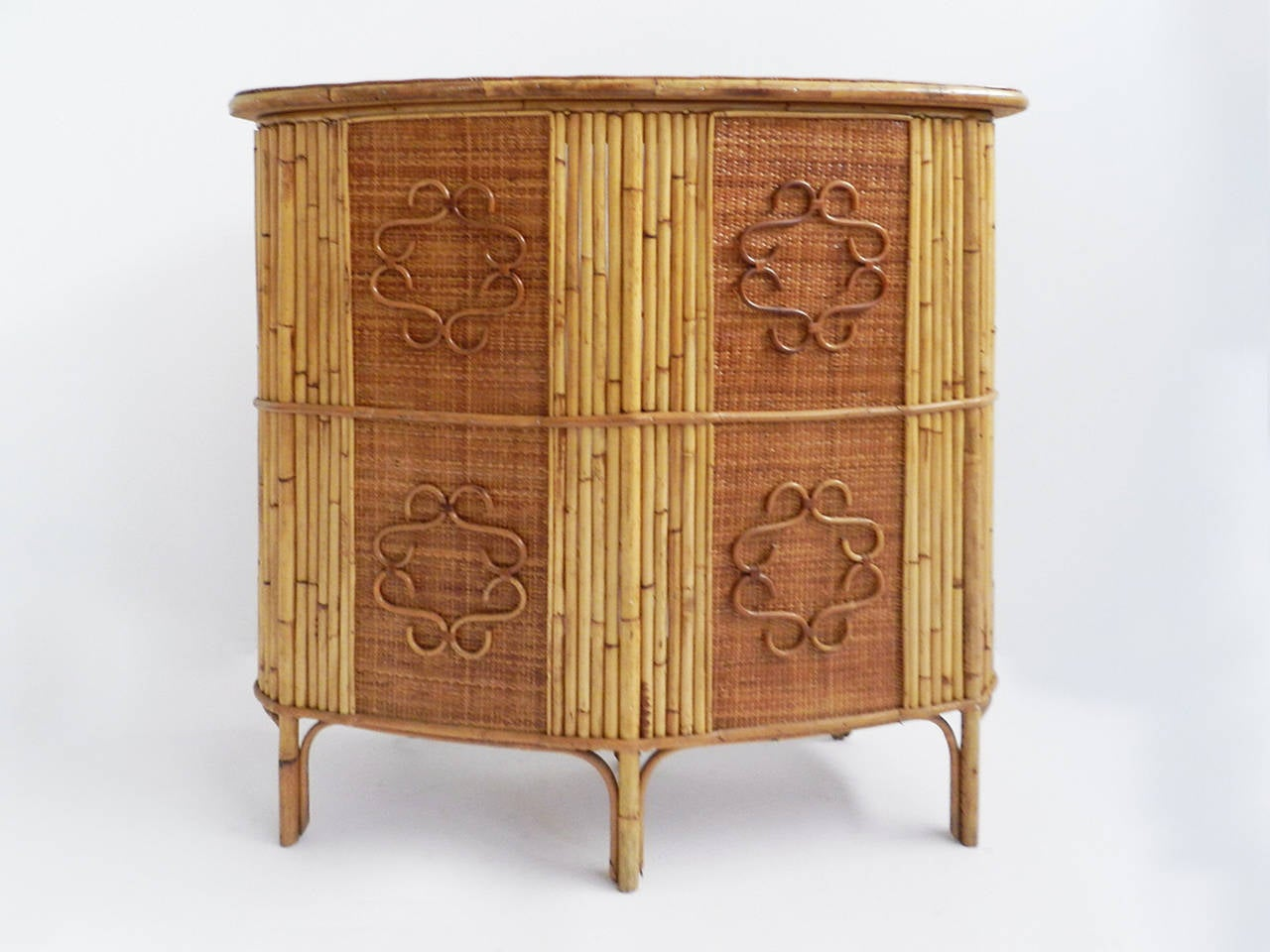 Cocktail Tiki Home Bar For Sale At 1stdibs