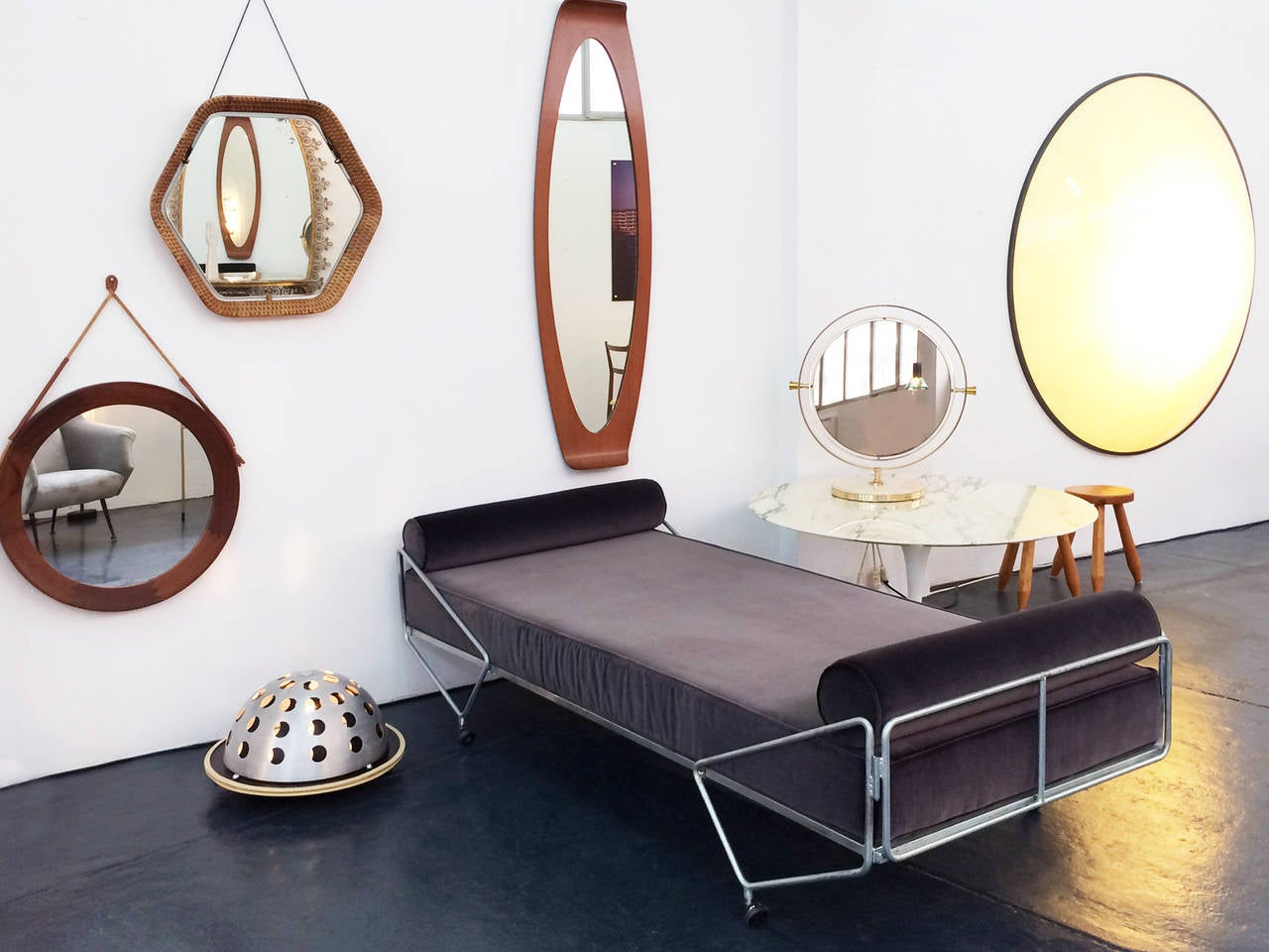 Gio Ponti Daybed from the Apta Series 10