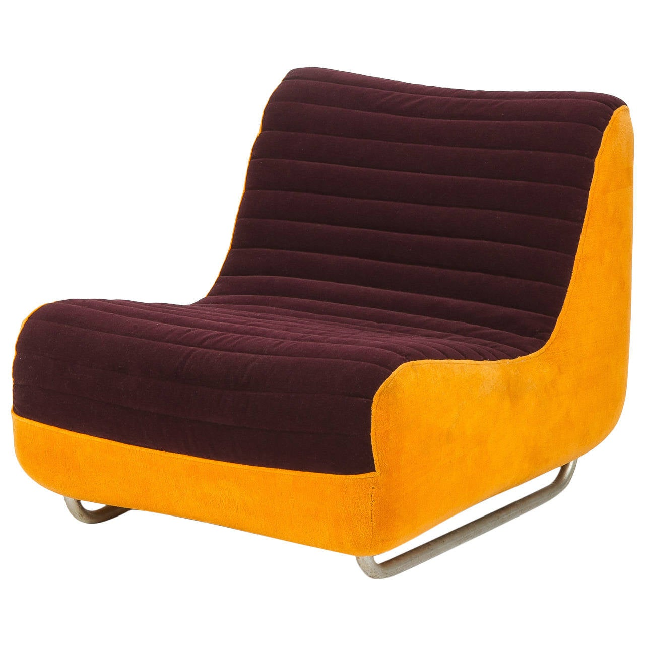 Funky lounge chair f range by rodney kinsman 1970 at 1stdibs for Funky furniture