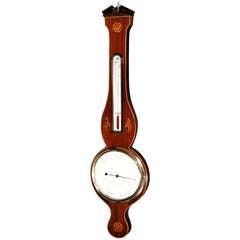 George III Period Barometer