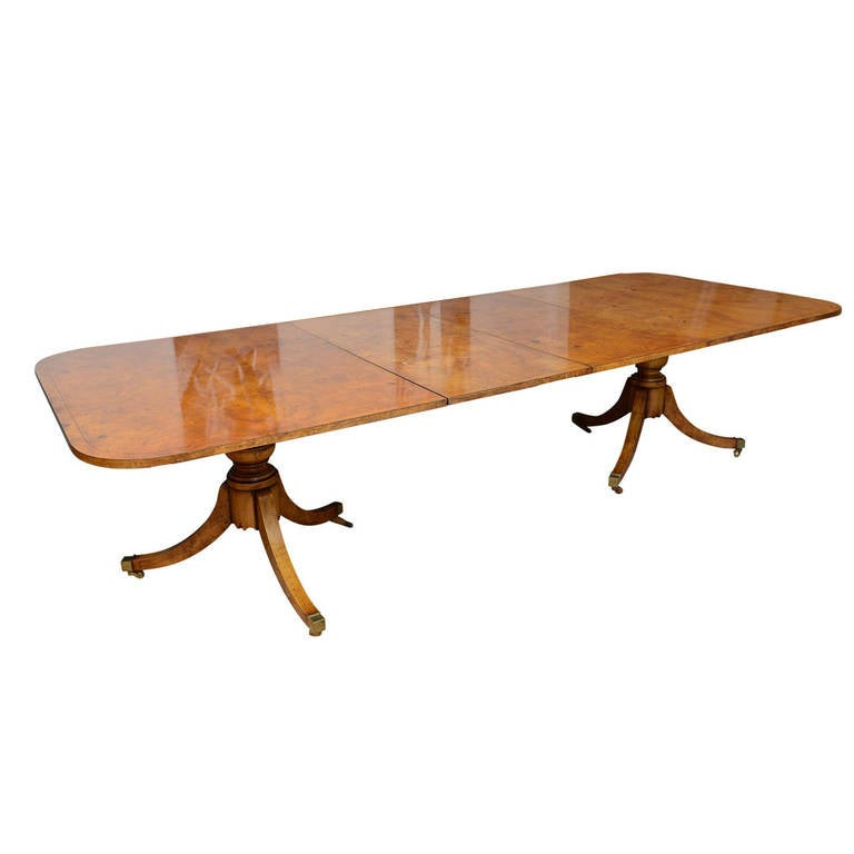 wood dining tables for sale burl wood dining table with with 2 leaves 1930 s 1930