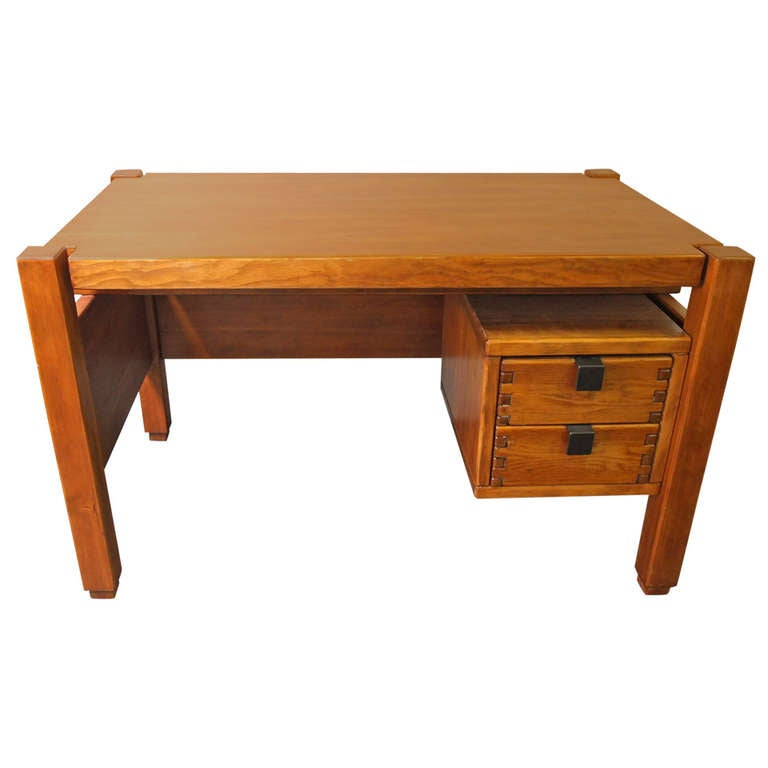 S french wood desk at stdibs