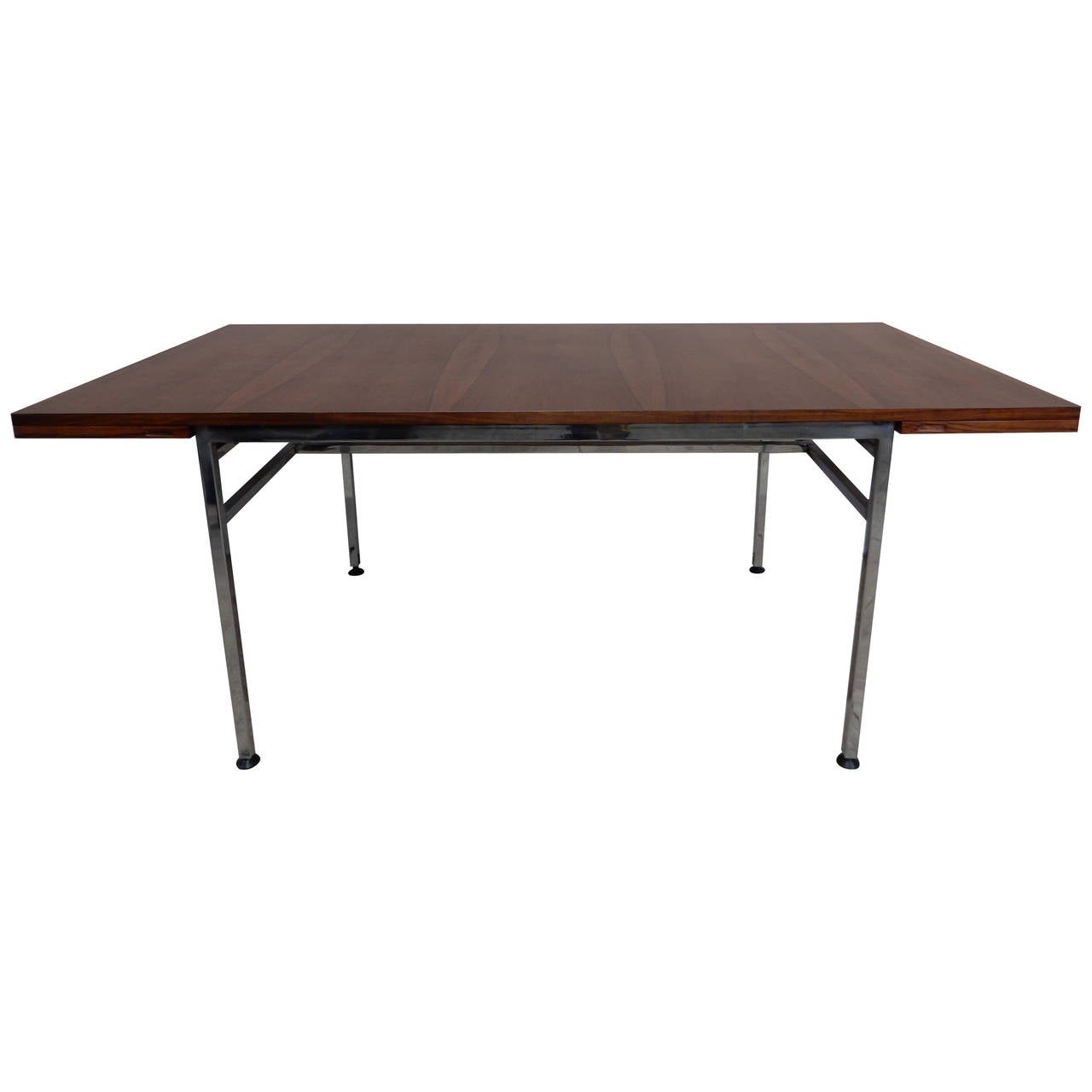 alan richard meuble tv rosewood dining table at 1stdibs