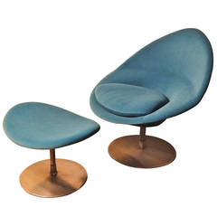 1959 Globe Armchair by Pierre Paulin