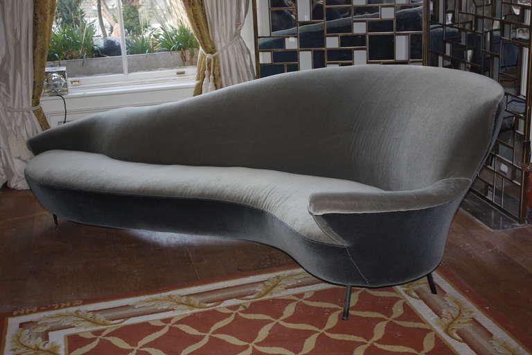 Rare Italian Sofa by Rava, 1950s 2