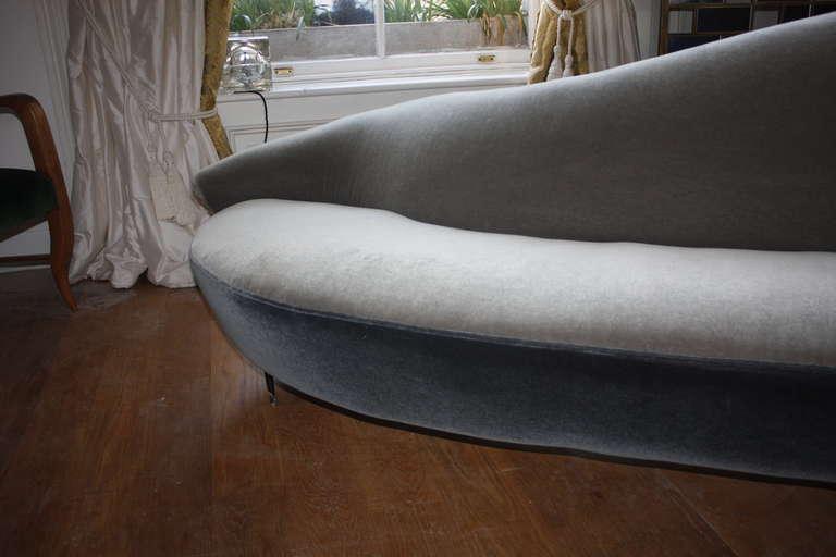 Rare Italian Sofa by Rava, 1950s 8