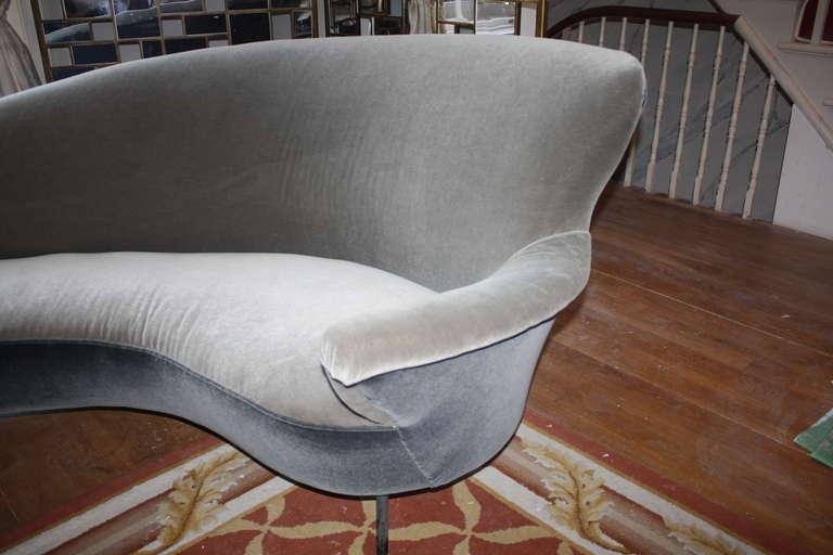 Rare Italian Sofa by Rava, 1950s 6