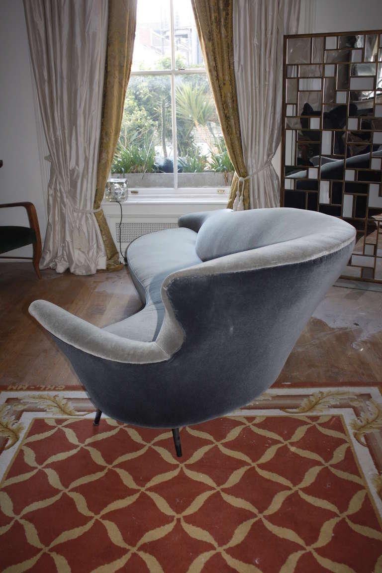 Rare Italian Sofa by Rava, 1950s 4
