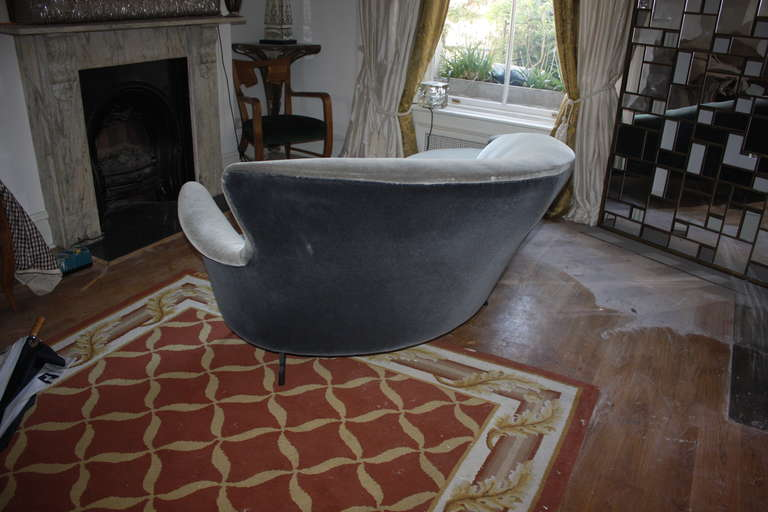 Rare Italian Sofa by Rava, 1950s 7