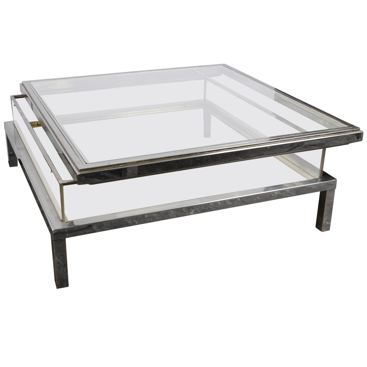 Sliding Top Coffee Table Choice Image