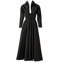 Valentina Taffeta Dress