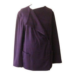 A-K-R-I-S Punto Wool / Angora Jacket