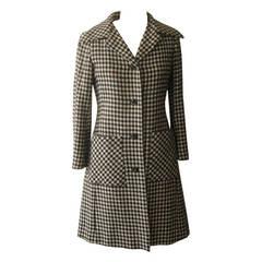 1970s Geoffrey Beene Wool Coat (4-6)