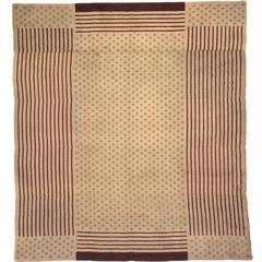 20th Century French Savonerrie Art Deco Carpet