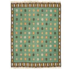 Mid 20th Century Swedish Pile Carpet