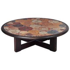 Tue Poulsen ceramic coffee table