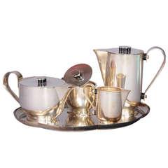 Five Piece Tea and Coffee Service