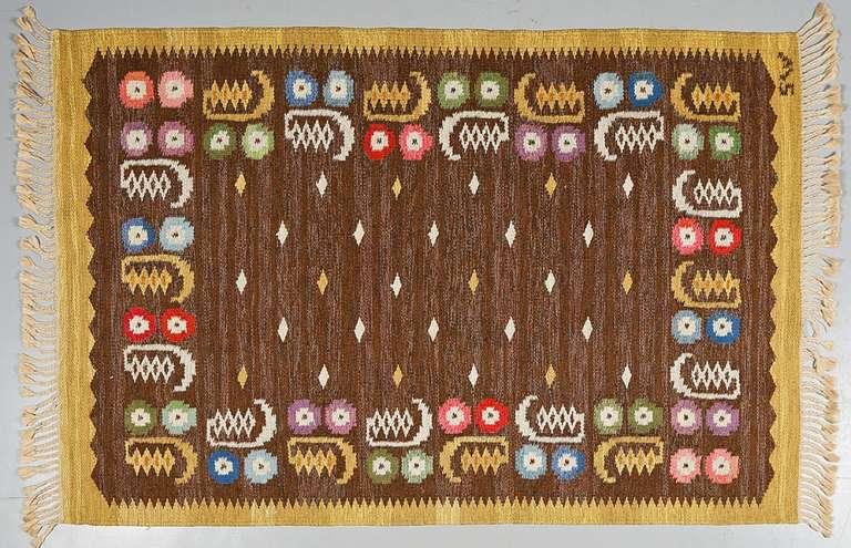 Sofia Widén Carpet, 1950s image 2