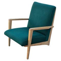 Single French Art Moderne Armchair