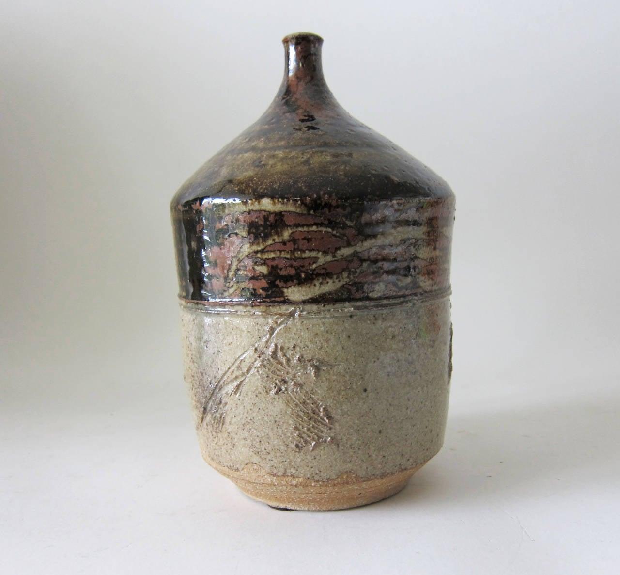 Paul soldner california studio pottery vase for sale at 1stdibs mid century modern paul soldner california studio pottery vase for sale reviewsmspy