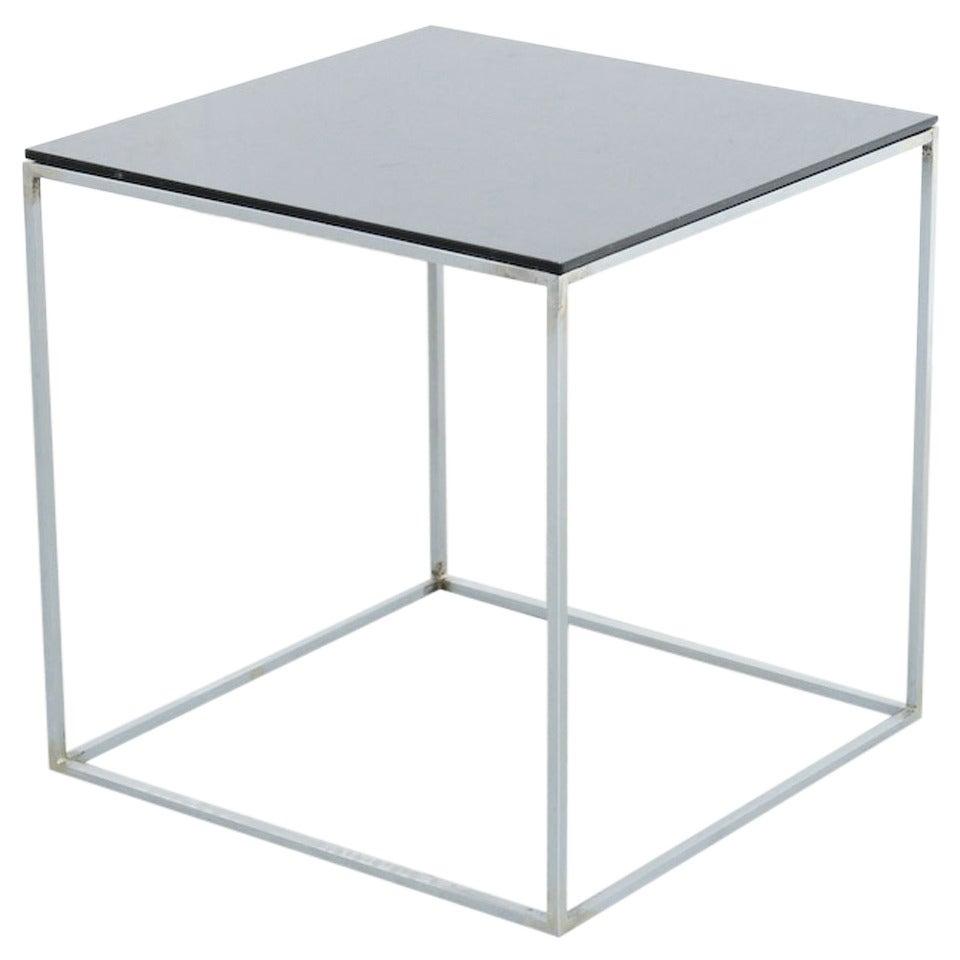 Minimal Side Table PK71 by Poul Kjaerholm for E. Kold Christensen