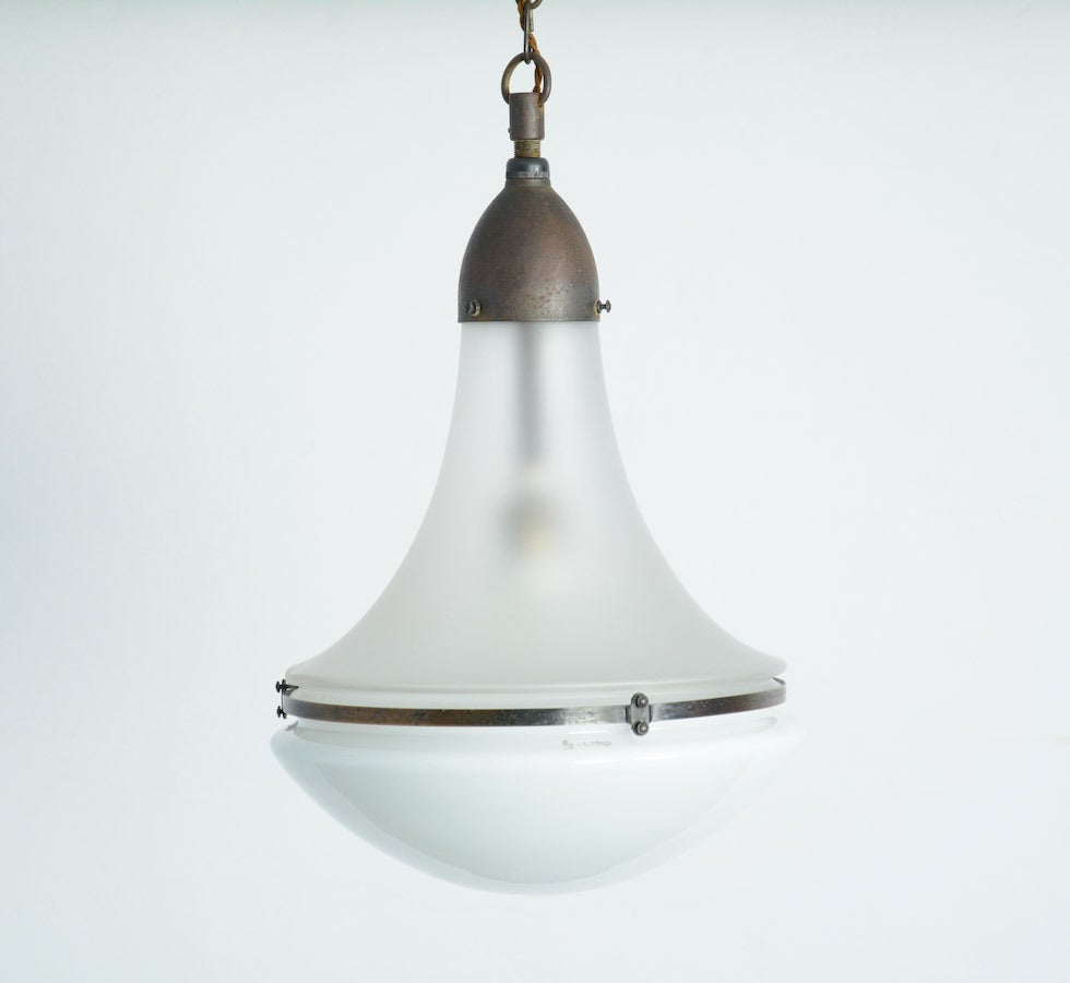 Luzette Lamp By Peter Behrens For Siemens 1908 At 1stdibs