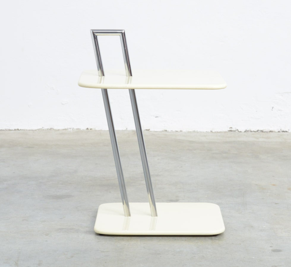 occasional table by eileen gray for vereinigte werkst tten