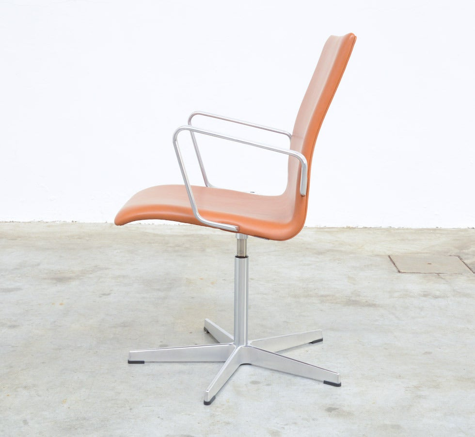 Set Of 10 Oxford Chairs By Arne Jacobsen For Fritz Hansen At 1stdibs