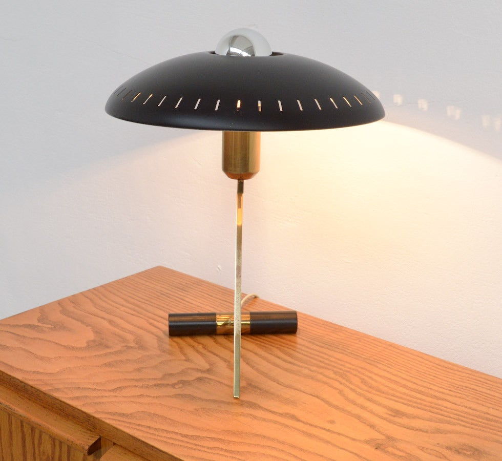 Desk Lamp by Louis Kalff for Philips, 1955 at 1stdibs