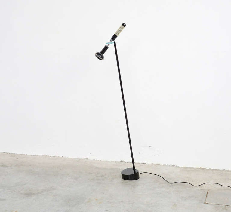 Grip Floor Lamp By A Castiglioni For Flos At 1stdibs