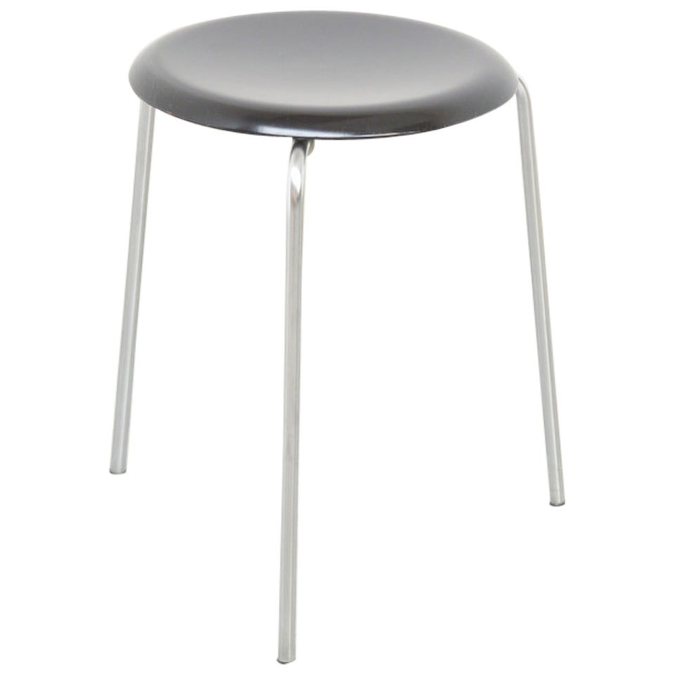Dot Stool by Arne Jacobsen for Fritz Hansen 1  sc 1 st  1stDibs : stools and chairs - islam-shia.org