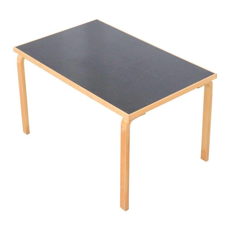 Dining Table 80A By Alvar Aalto For Artek 1