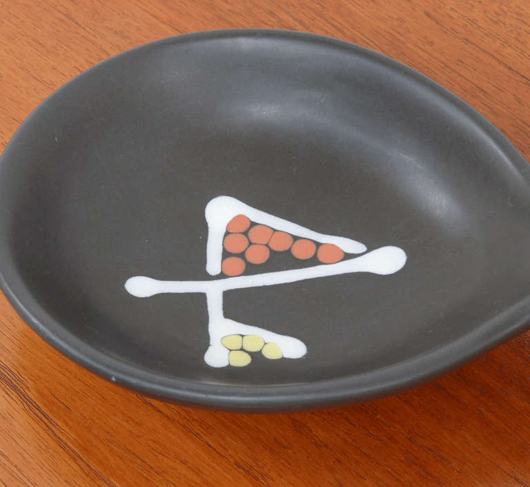 Bowl by André Baud, Vallauris For Sale 1